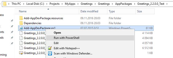 Windows App Certification Kit doesn\'t work in Windows Server 2016 ...